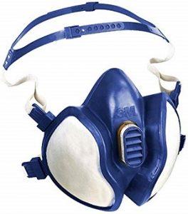 casque protection soude savon